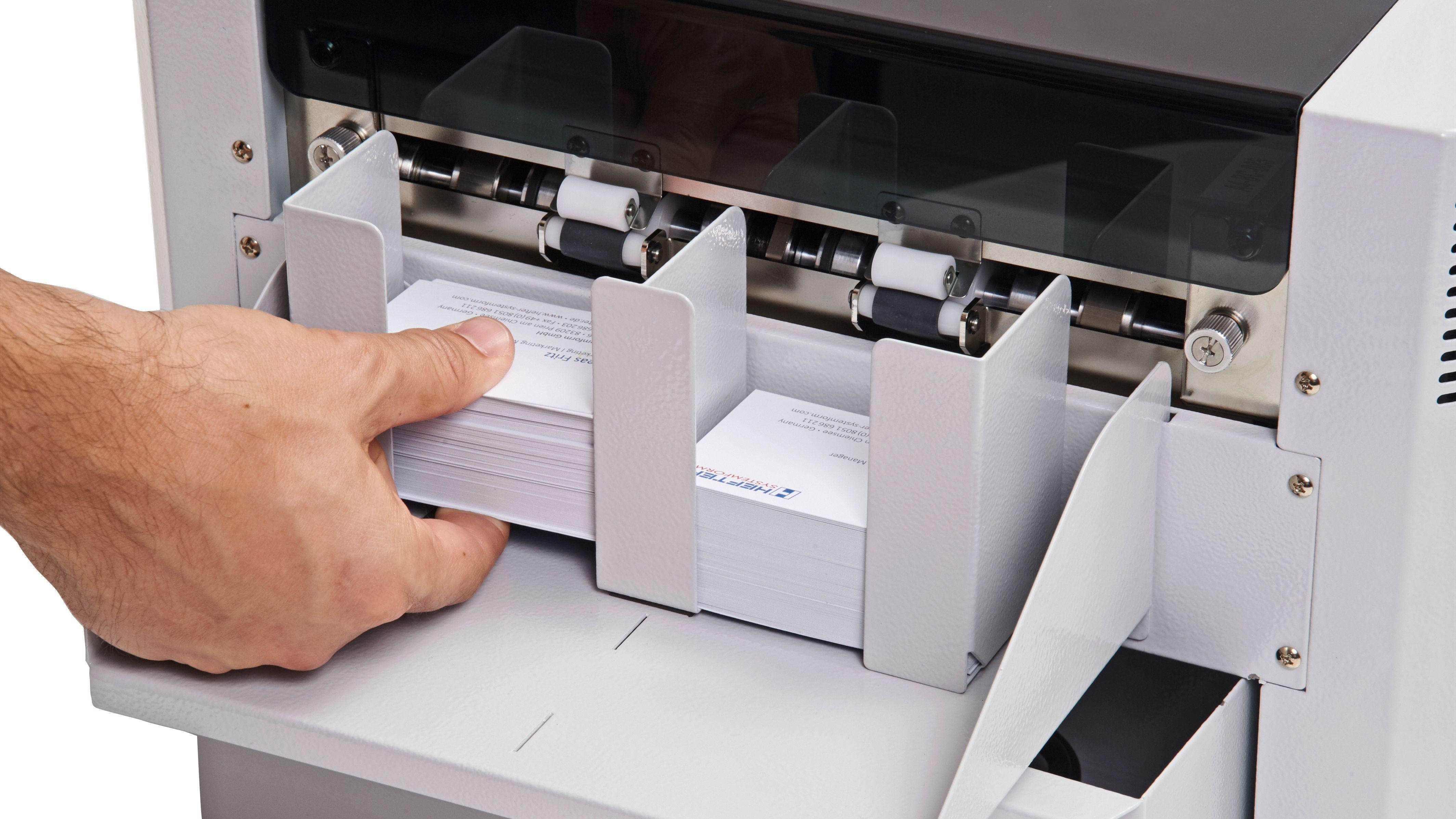 cc 150  business- and digital card cutter