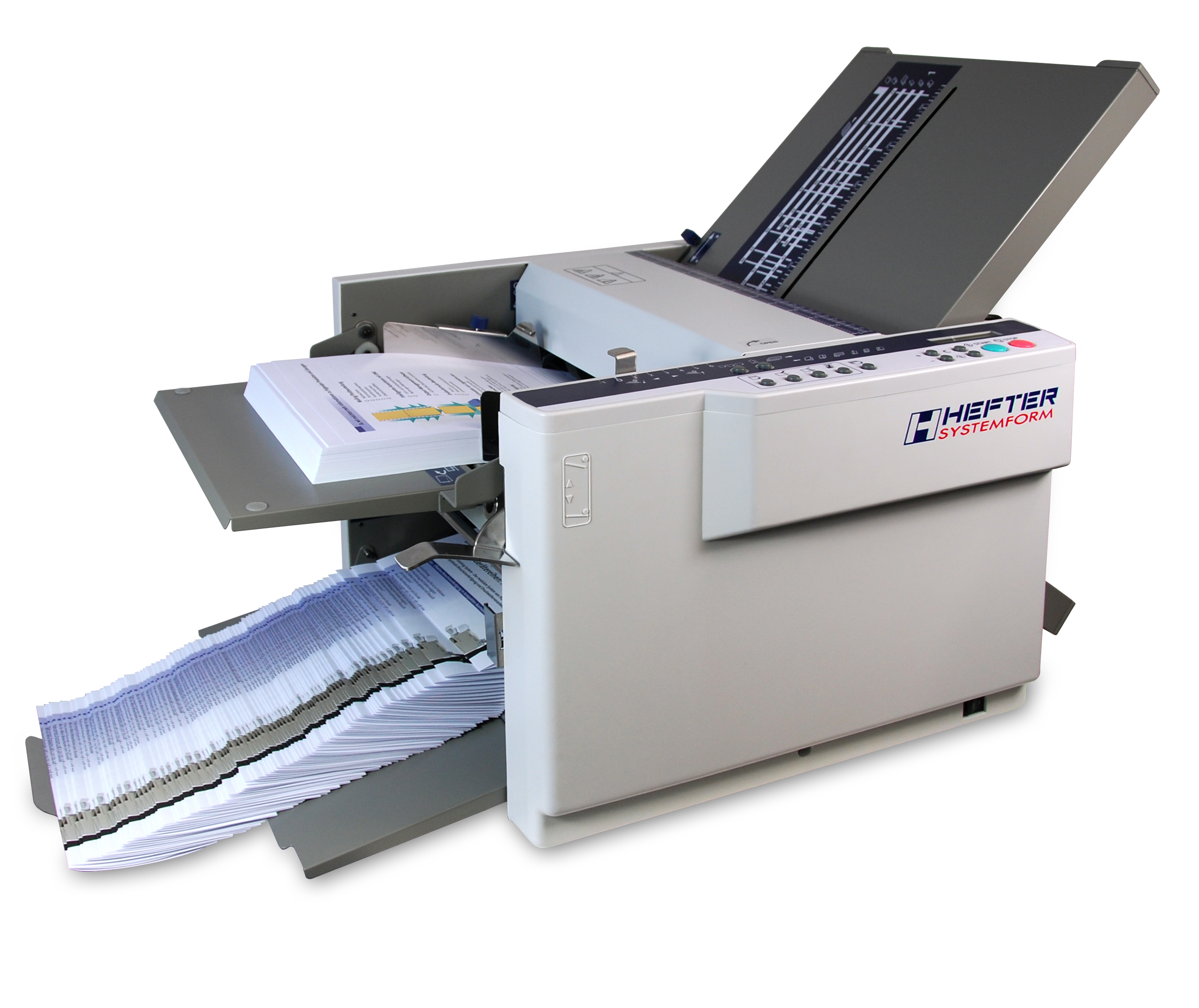 TF MEGA-A (up to A3): Folding machine with 7 fold types incl ...